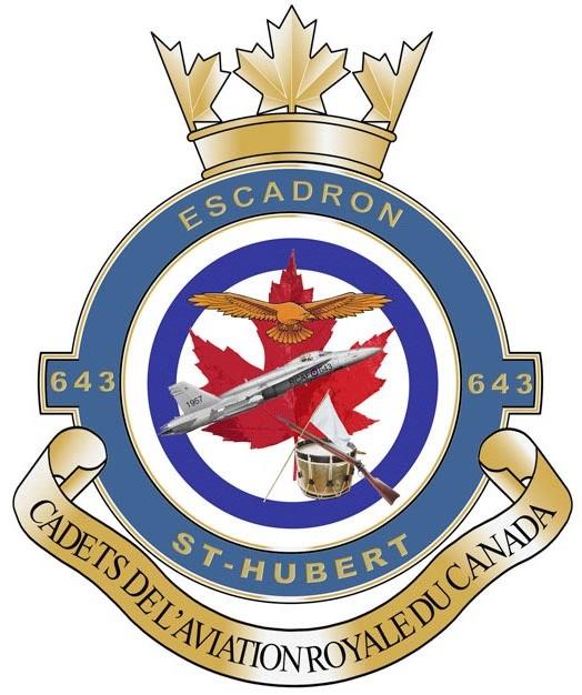 Escadron 643 St-Hubert